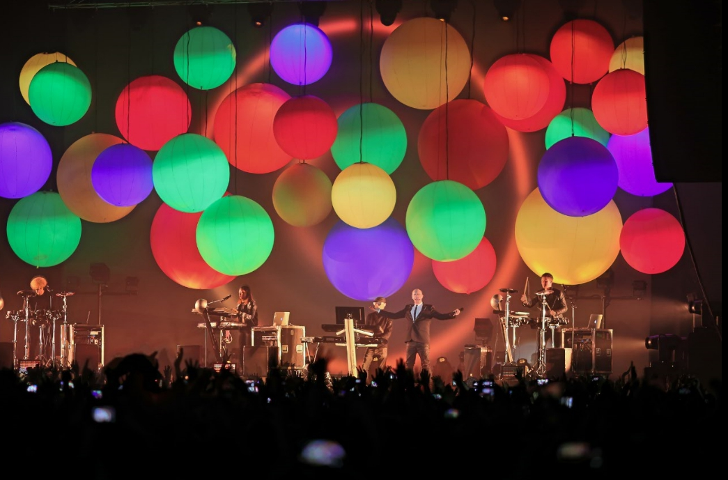 Resultado de imagen de pet shop Boys Inner Sanctum chris lowe