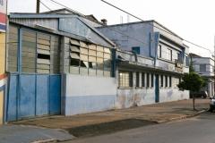 O imponente prédio, hoje desativado e relativamente abandonado, funcionou até o ano de 2006