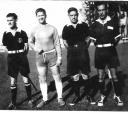 Além de jogador, Miro apitou partidas junto com os árbitros José Toledo, Modesto Medeiros, Alceu Ferreira e Roque Guilherme, entre outros