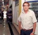 Com sua simpatia e simplicidade, o uruguaio Hector Daniel Suárez, foi escolhido por unanimidade pelos próprios comerciantes para digirir o Mercadão