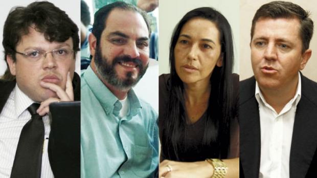 Antonio Carlos assumiu Assuntos Jurídicos; Armando Morelli, o Fofo, assumiu Obras; Eliana Sales Almeida assumiu a Educação; Fernando Ferpa assumiu o Gabinete