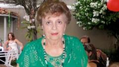 Maria Nazaré Rosa Rezende deixa muitas saudades, ela morreu no último domingo, dia 4