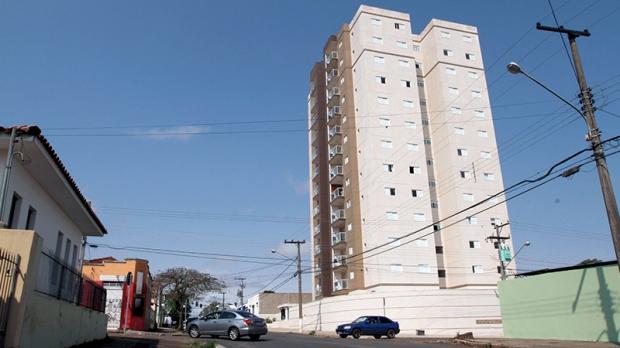 A construção de prédios já começou a  mudar a paisagem do município de Itapetininga, historicamente caracterizada por ser horizontal