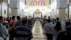 A missa de Corpus Christi será realizada na Catedral Nossa Senhora dos Prazeres na quinta, dia 26