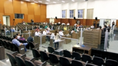 Prefeito sofreu derrota na Câmara após vetar o projeto que estabelecia o salário dos secretários