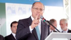 O governador Geraldo Alckmin, do PSDB, informou que a obra de melhorias na Raposo Tavares entre Itapetininga até Ourinhos foi adiada novamente