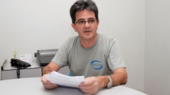 O ex-diretor financeiro da FKB, Eliel Ferreira, levou a denúncia para o Ministério Público