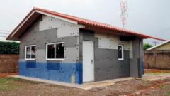 Modelo sutentável foi construído em Campo Grande, capital do Mato Grosso do Sul