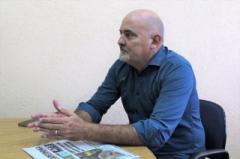 O diretor do Sesi de Itapetininga, Heraldo Pedroso Pimentel.