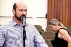 Vereador Marcos Silvério (PTB)