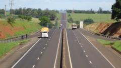 Na Rodovia Raposo Tavares foram registrados 63.750 veículos.