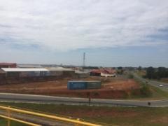"""Primeira área a ser 'desafetada"""" possui 784 m² e está localizada próximo à Avenida 5 de novembro e à alça de acesso à rodovia Raposo Tavares na região da Vila Nastri."""