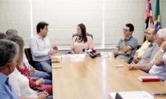 O anúncio foi feito pelo deputado estadual Frederico D'Ávila durante coletiva realizada na última sexta-feira, dia 12, no gabinete da prefeitura.