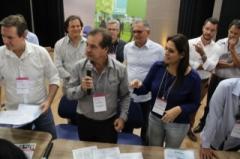 O Comitê reúne um total 36 municípios paulistas. Os eleitos exercerão o cargo para o biênio 2019 / 2010. O Rio Paranapanema une os estados de São Paulo e Paraná.