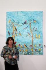 """As cores de Itapetininga"" foi organizada com a curadoria de Walkiria Paunovic e Ana Elisa B. M. de Arruda Miranda e aberta ao público na Casa Kennedy."