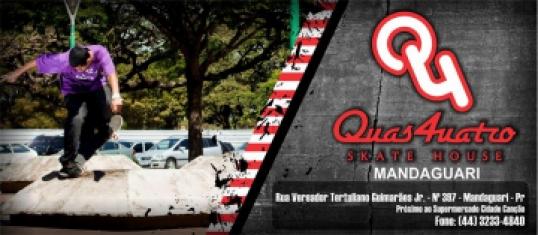 Quas 4 Skate House