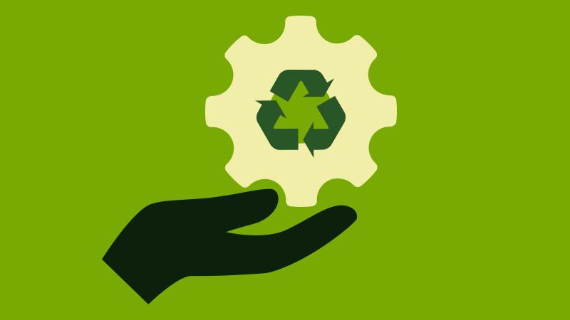 Eficiência na empresa sustentável
