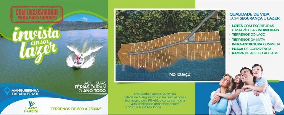 Banner Lago Lumini