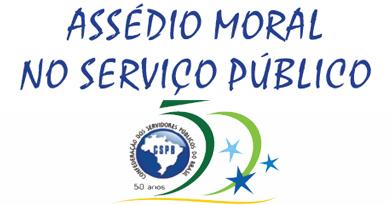 CARTILHA SOBRE ASSÉDIO MORAL NO SERVIÇO PÚBLICO