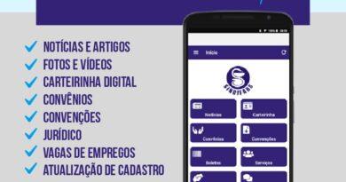 Experimente o aplicativo do Sindifars