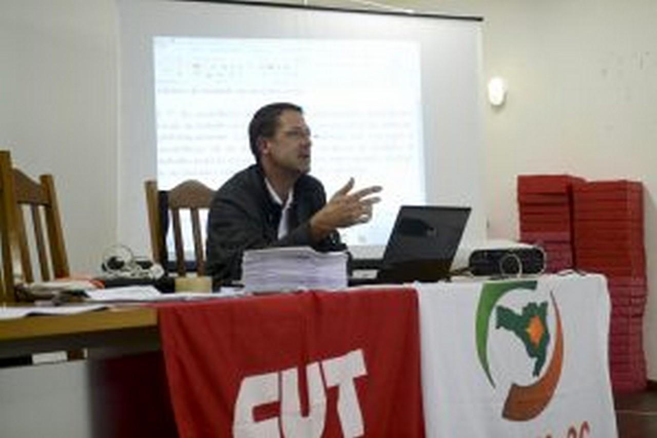 Ulrich apresentou responsabilidades do Conselho I Foto: Francine Hellmann