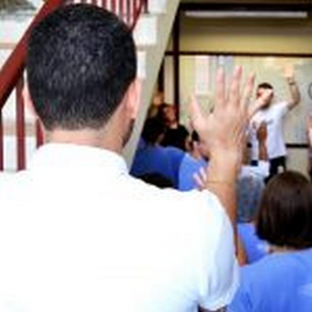 Segunda haverá nova assembleia, às 12h30 I Foto: João Diego Leite
