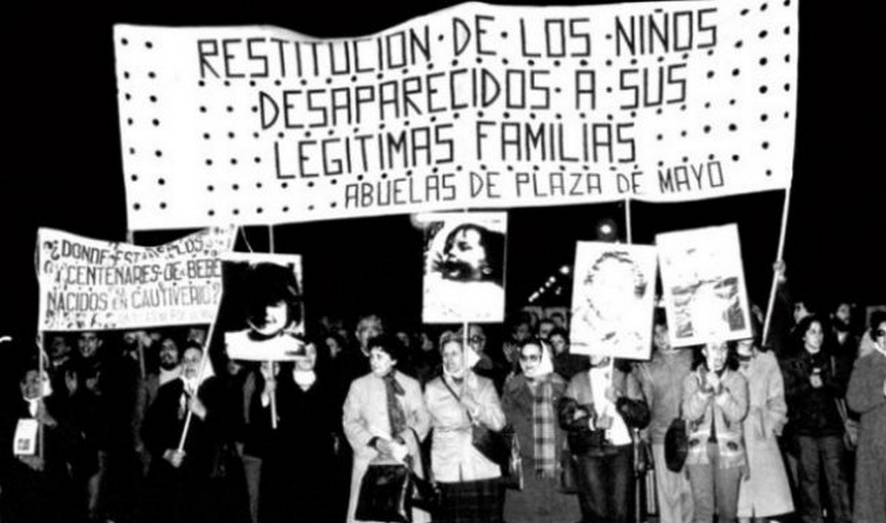 Divulgação/Abuelas de la Plaza de Mayo