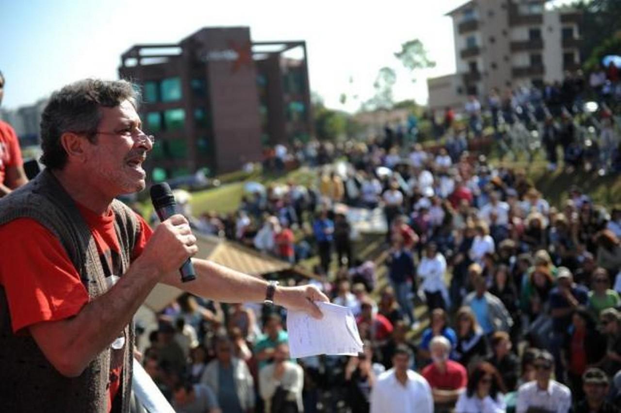 Chico dedicou a vida a defesa dos trabalhadores I Foto: Pena Filho