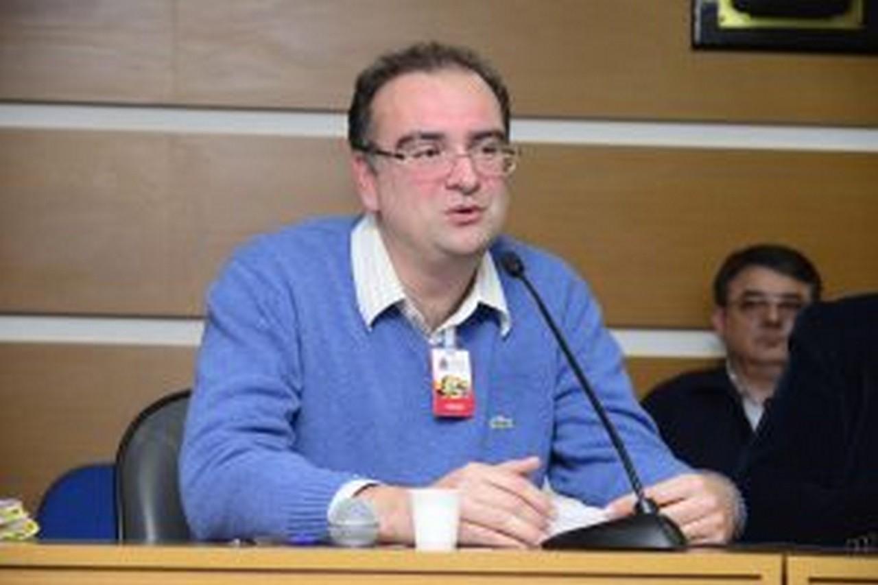 Procurador do Trabalho Guilherme Kirtsching esteve presente e criticou projeto I Foto: Johannes Halter