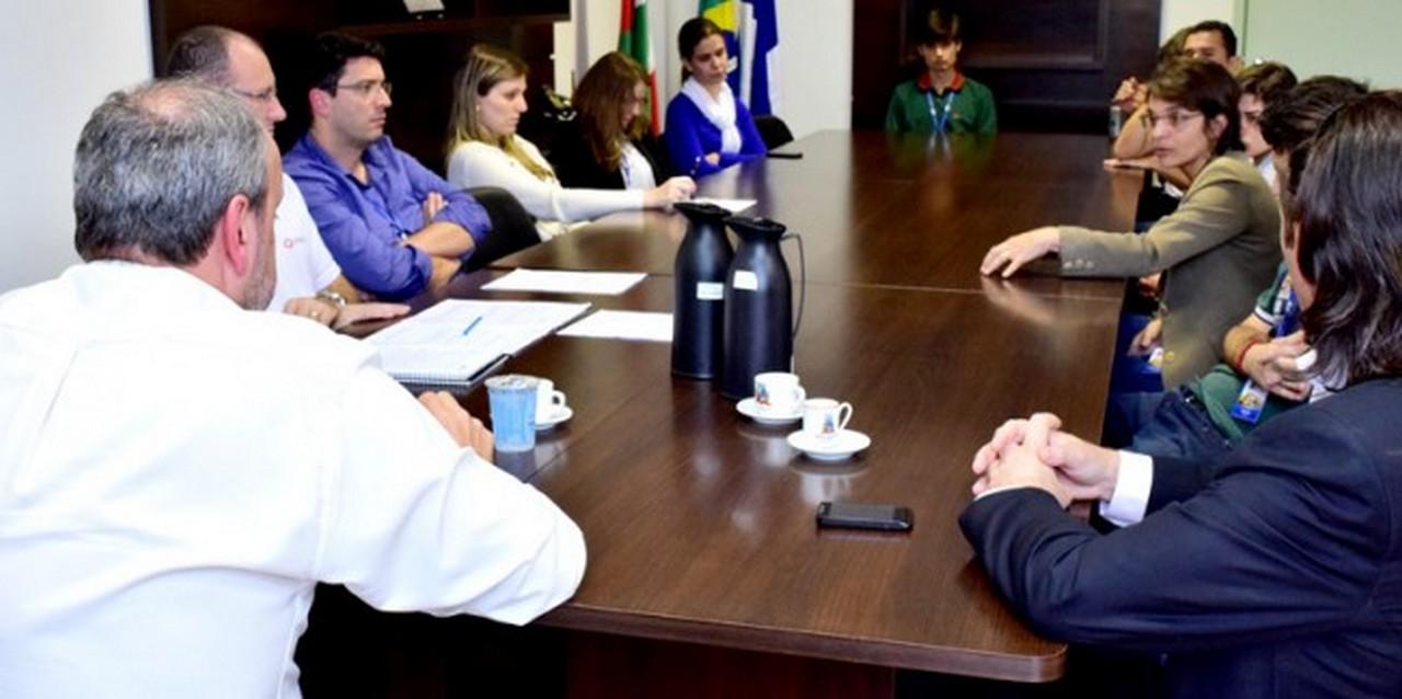 Novos servidores reuniram-se com Sinsej e presidência da Casa I Foto: Francine Hellmann