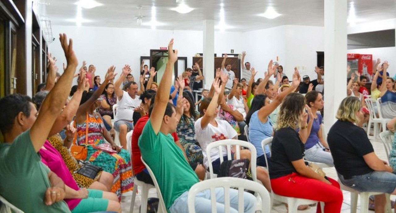 Servidores de Itapoá aprovam proposta do governo e encerram Campanha Salarial I Foto: Aline Seitenfus