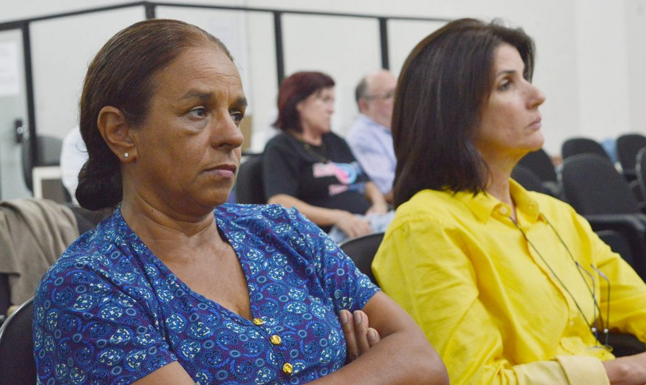 Seminário abordou o surgimento do sistema previdenciário e a contrarreforma de Temer I Foto: Aline Seitenfus