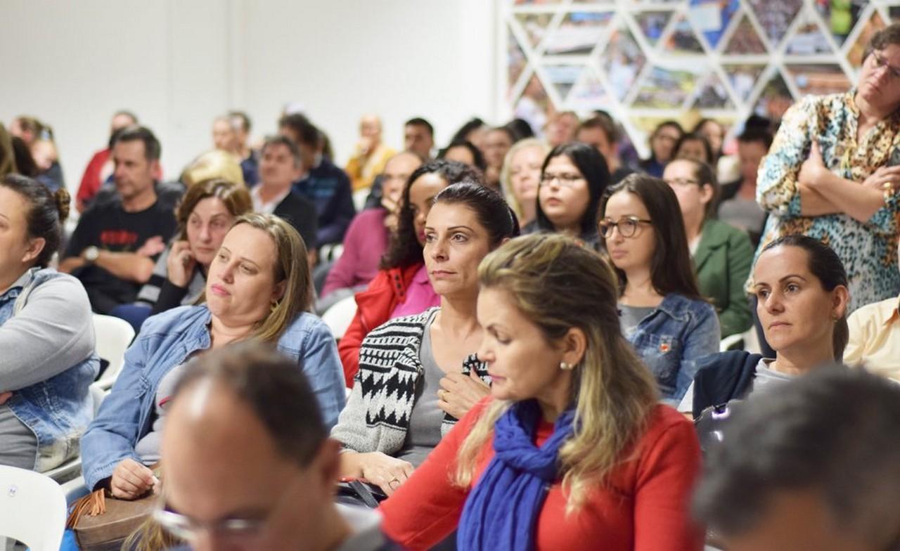 Servidores de Joinville vão paralisar suas atividades na próxima quarta-feira (30/5) | Foto: Aline Seitenfus