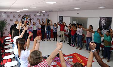 3° Encontro de mulheres metalúrgicas de Pernambuco