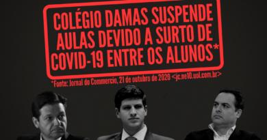 Colégios do Recife suspendem aulas devido a surto de Covid-19