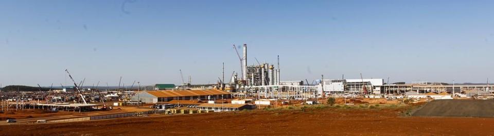 Klabin constrói no Paraná uma das maiores fábricas de celulose do mundo