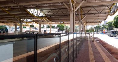 Sinttromar cobra informações do transporte metropolitano no terminal