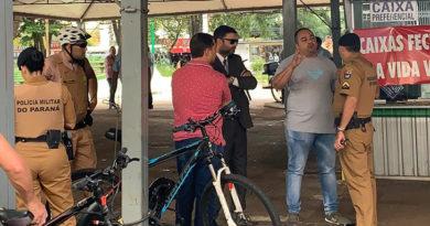 Sinttromar protesta na Raposo Tavares por mais segurança para motoristas da TCCC