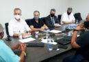 Sindicato e Ulisses discutem soluções para a greve