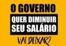 Após derrota no STF, governo se articula para reduzir salário de servidores