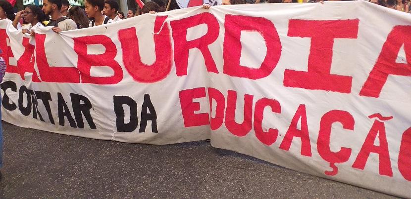 Em defesa da Educação e da Amazônia, estudantes voltam às ruas no dia 7 de setembro