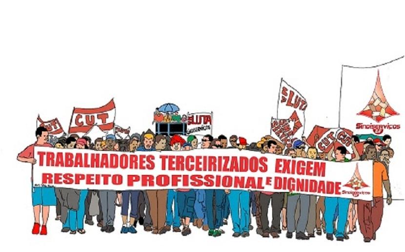 Sindiserviços-DF conquista dias de greve dos empregados e ex-empregados da Empresa Ipanema