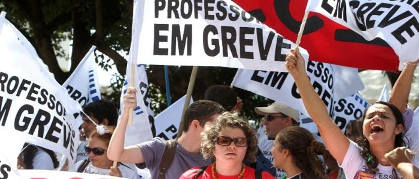 Entidades sindicais do setor da educação aderem à greve geral a partir de 15 de março