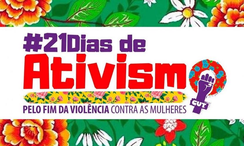 21 DIAS DE ATIVISMO FEMINISTA