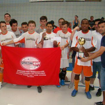 Torneio de Futsal do Siticom teve participação de 11 equipes