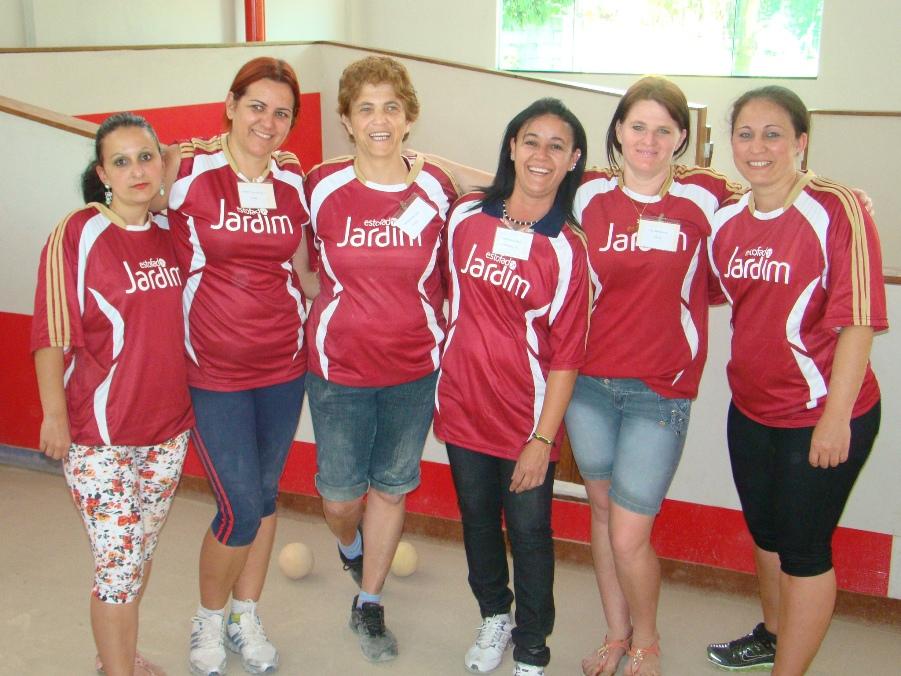 Torneios de Futsal Masculino e Bocha Feminino reúnem os trabalhadores em confraternização