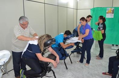 Foto seminário saúde