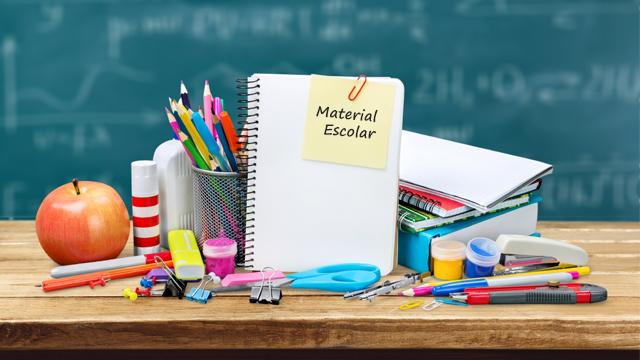 Distribuição do Material  Escolar 2021