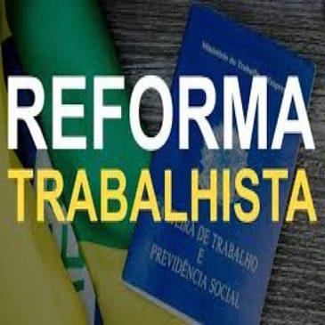 MAIS UMA ILUSÃO DA REFORMA TRABALHISTA