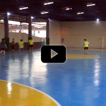 SINECOFI – Quadras de futsal